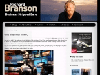Richard Branson uses WordPress